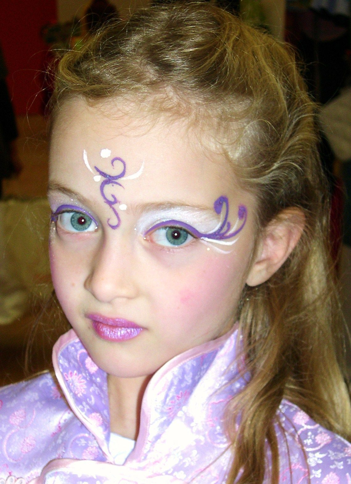 Maquillage f e facile - Modele maquillage princesse ...